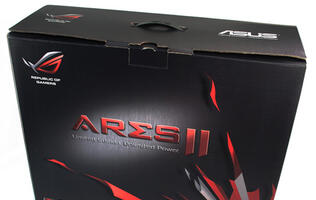 Preview: ASUS ROG ARES II Radeon HD 7990
