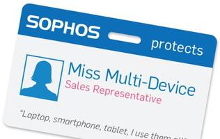Sophos Makes Security Personal and Enables BYOD with EndUser Protection