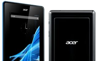 Acer Announces Availability of Its 7-inch Iconia B1-A71 Tablet
