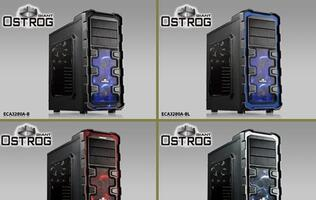 Enermax Launches Ostrog GT High-End Mid Tower PC Chassis