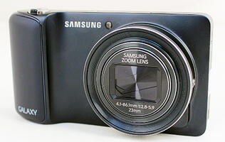 Samsung Galaxy Camera - Android Powered