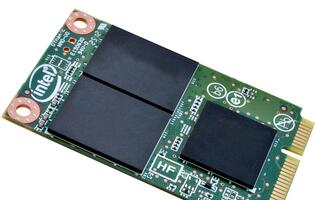 Intel Introduces mSATA SSD 525 Series for Ultrabooks