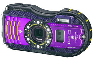 Pentax's New Rugged Camera WG-3 GPS Can Charge Wirelessly