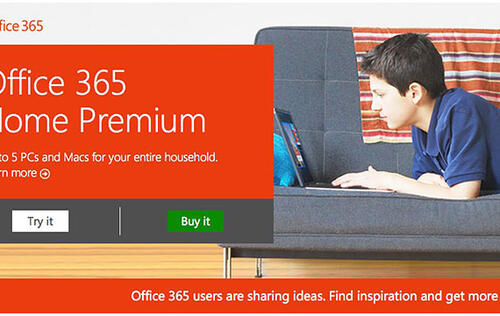 Subscribing & Installing Office 365 Home Premium