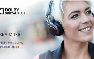 Jabra and Dolby Partner to Fuse Dolby Digital Plus with Jabra's Sound App