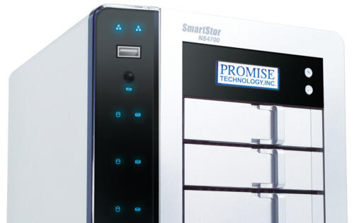 Promise SmartStor NS4700 - More Than Just a Box of Hard Drives
