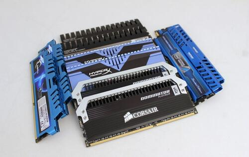 8GB DDR3-2133MHz Memory Kits Shootout