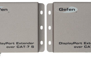New Gefen Extender for DisplayPort Supports High Resolution Video Extension to 30m