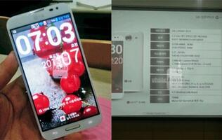 LG to Showcase 5.5-inch Optimus G Pro Device at MWC 2013 (Update)