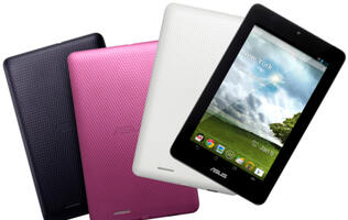 7-inch ASUS MeMO Pad Android Tablet Arrives in Singapore