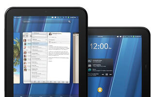 HP to Re-enter Tablet Market with Android OS?