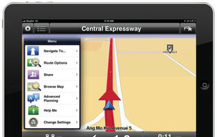 TomTom South East Asia App (iPhone/iPad) review