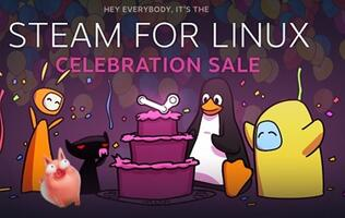 Valve Officially Releases Steam for Linux Client