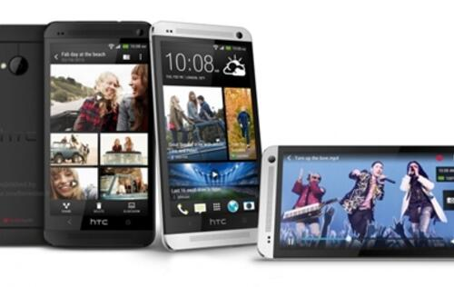 Press Photo of the New HTC One Leaks; Comes in Black and Silver