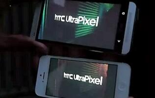 HTC One's UltraPixel Camera and Low Light Photography Demoed