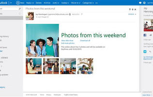 Outlook.com Leaves Preview, Surpasses 60 Million Active Users in Six Months