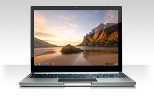 Google Announces High End High Definition Chromebook Pixel
