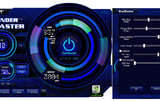 Palit's ThunderMaster V1.8 Overclocking Tool Supports GPU Boost 2.0