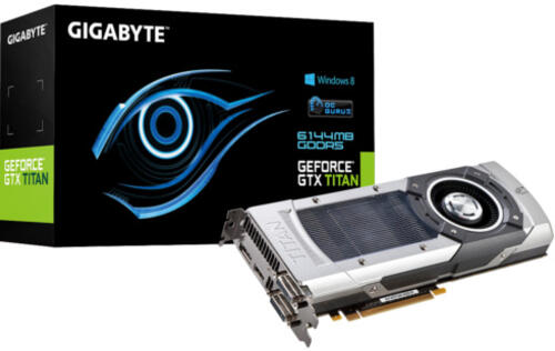 Gigabyte's GeForce GTX Titan Ships with Exclusive Accessories and OC Guru II Utility