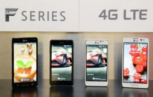 LG Announces Optimus F5 and F7 Smartphones Ahead of MWC 2013