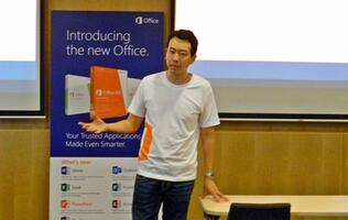 Exclusive: Microsoft Office 2013/365 Event for HWZ Members
