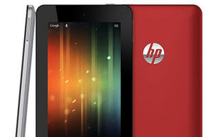 HP Announces their First Android Tablet, the Slate 7