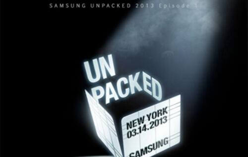Samsung Galaxy S IV Officially Set for March 14