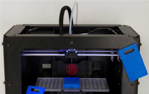 MakerBot and Nokia Collaborate to Enable Printing of Custom 3D Smartphone Covers