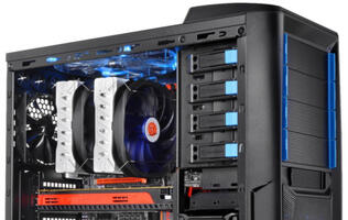 Thermaltake Expands the Chaser Series with the A41 Mid-tower Gaming Chassis