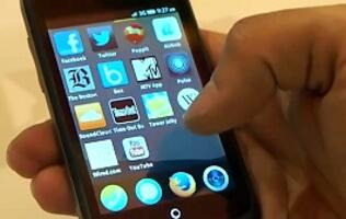 Firefox OS and Apps Video Walkthrough