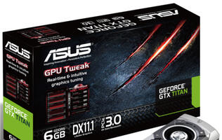 ASUS Launches GeForce GTX Titan Today for S$1599