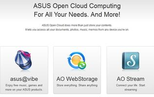 ASUS Announces Open Cloud Strategy and New Mobile Devices at MWC