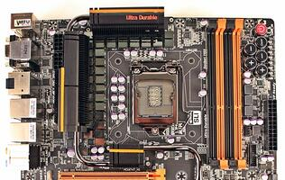 Gigabyte GA-Z77X-UP7 Motherboard - The King of the Hill?