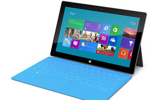Microsoft Surface RT Slated for Late March Launch in Singapore