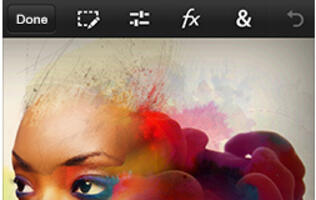 Adobe Brings Photoshop Touch to Mobile Phones