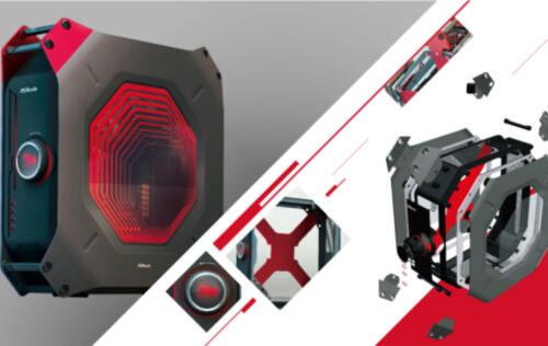 ASRock to Show Off Mini PCs at CeBIT 2013, Gives Preview of a Futuristic Gaming Rig