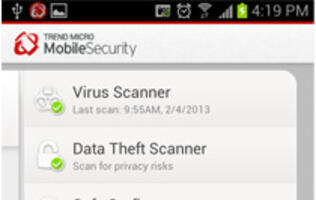 Trend Micro Announces New Mobile Security for Consumers with Privacy Protection for Facebook