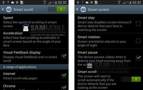 Screenshots Reveal More on Samsung Galaxy S IV