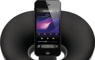 New Philips Docking Speakers Compatible with Apple's Latest Devices