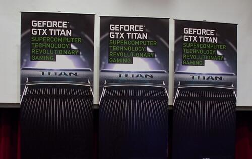 A HardwareZone PlayTest Event with NVIDIA's GeForce GTX Titan