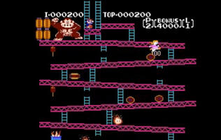 Game Developer Hacks Donkey Kong for Daughter to Play as Pauline