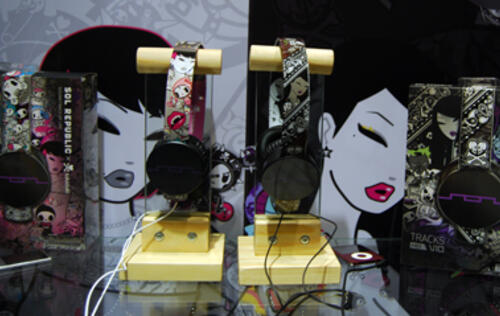 Sol Republic's New Tokidoki On-Ear Offerings