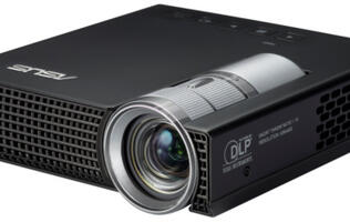 ASUS Releases Its First Ultra-light HD P1M Portable LED Projector