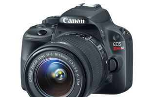 Canon Announces New 100D & 700D EOS DSLR Cameras