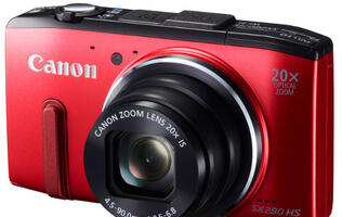 Canon Launches Two New PowerShot Cameras