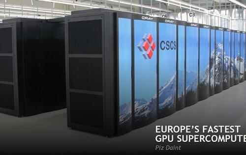 Piz Daint Supercomputer to be Upgraded with NVIDIA Tesla K20X GPUs