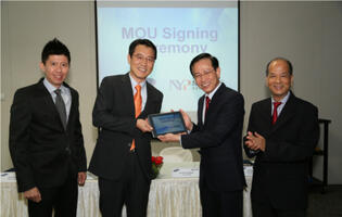 Samsung Launches SEA's First Enterprise Experience Centre, Signs MOU with NYP