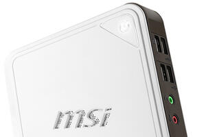 MSI Introduces Windows 8 Wind Box DC110 Mini PC