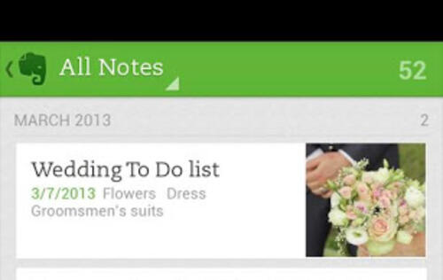 Evernote 5 for Android Offers Refurbished UI and Integrates Smart Notebook