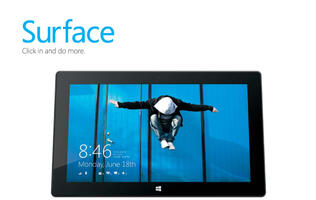 Microsoft Surface RT to Start Retailing at Challenger, Funan on 5th April, 7PM